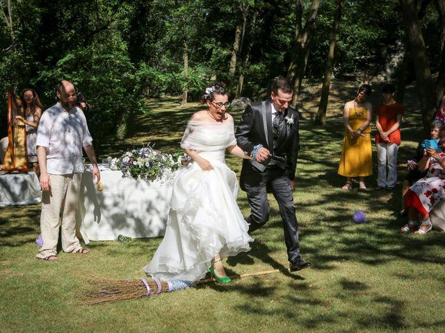 Il matrimonio di Gabriele e Chiara a Susa, Torino 41