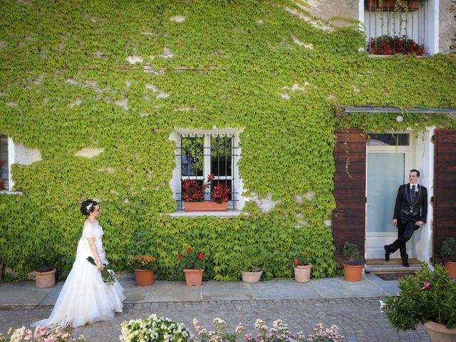 Il matrimonio di Gabriele e Chiara a Susa, Torino 69