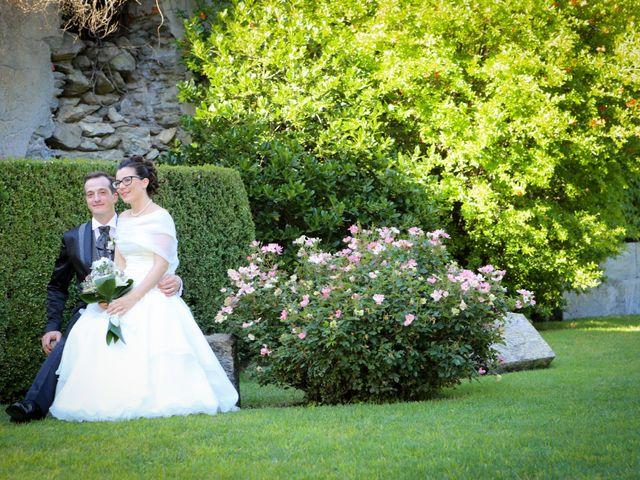 Il matrimonio di Gabriele e Chiara a Susa, Torino 72