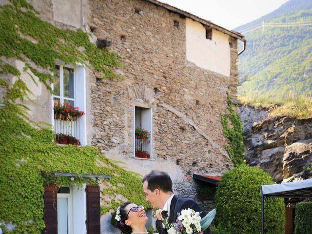 Il matrimonio di Gabriele e Chiara a Susa, Torino 75