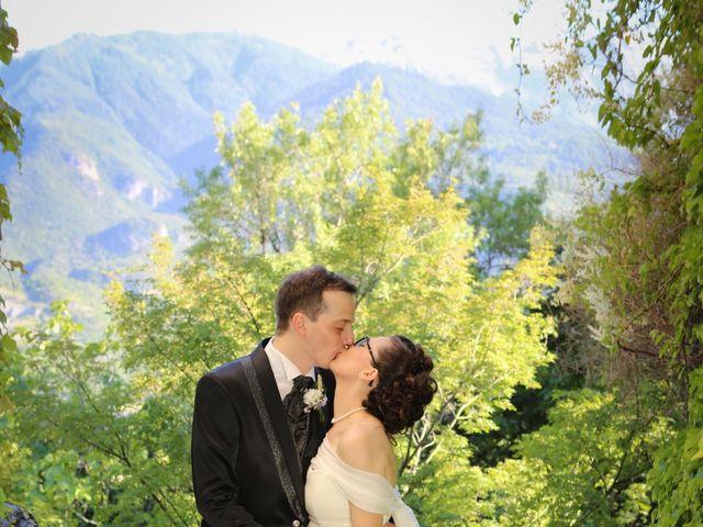 Il matrimonio di Gabriele e Chiara a Susa, Torino 79