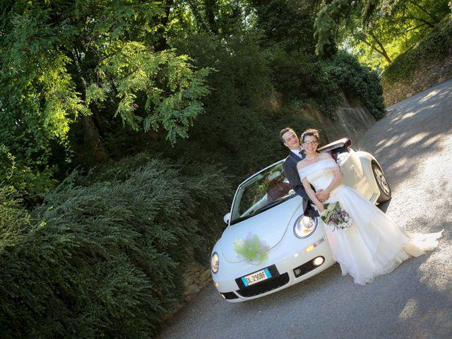 Il matrimonio di Gabriele e Chiara a Susa, Torino 80