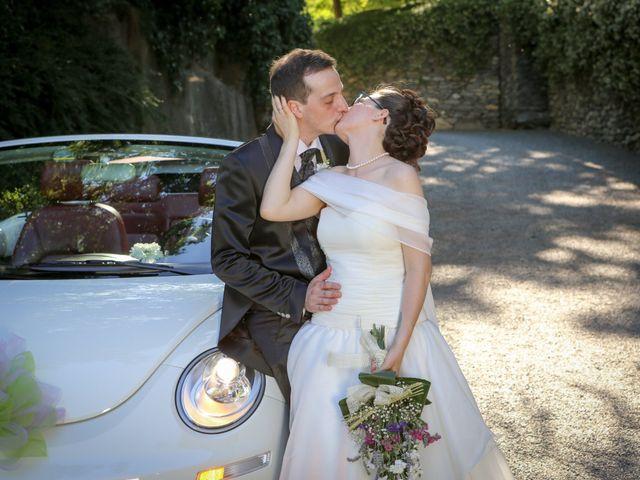 Il matrimonio di Gabriele e Chiara a Susa, Torino 81