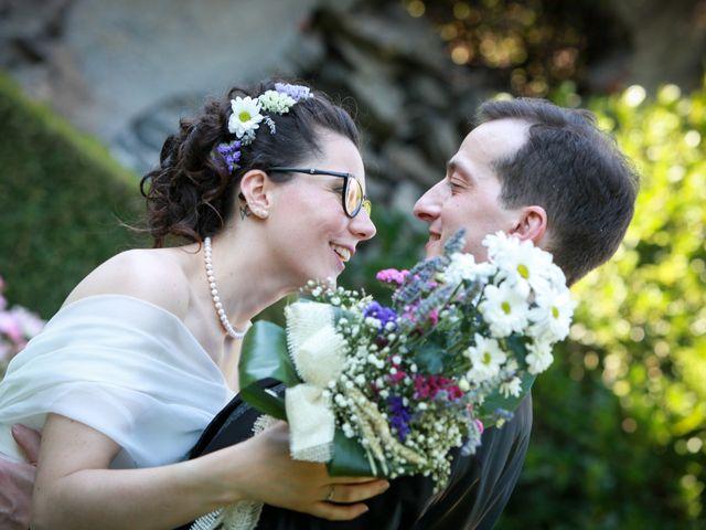Il matrimonio di Gabriele e Chiara a Susa, Torino 87