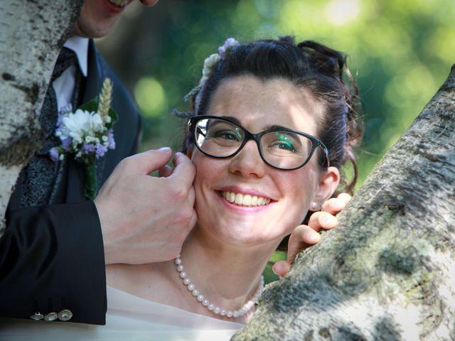 Il matrimonio di Gabriele e Chiara a Susa, Torino 90