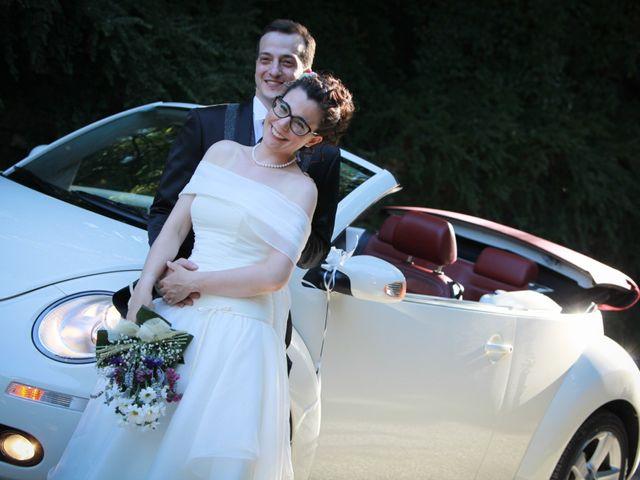 Il matrimonio di Gabriele e Chiara a Susa, Torino 93