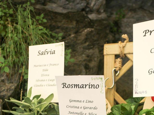Il matrimonio di Gabriele e Chiara a Susa, Torino 107