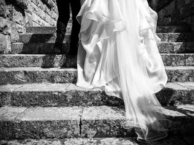 Il matrimonio di Matteo e Anna a Lecce, Lecce 1