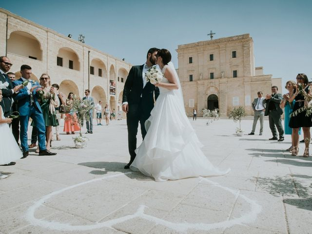 Il matrimonio di Matteo e Anna a Lecce, Lecce 54