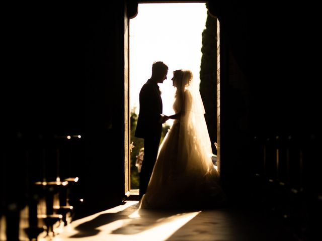 Le nozze di Sabrina e Niccolò