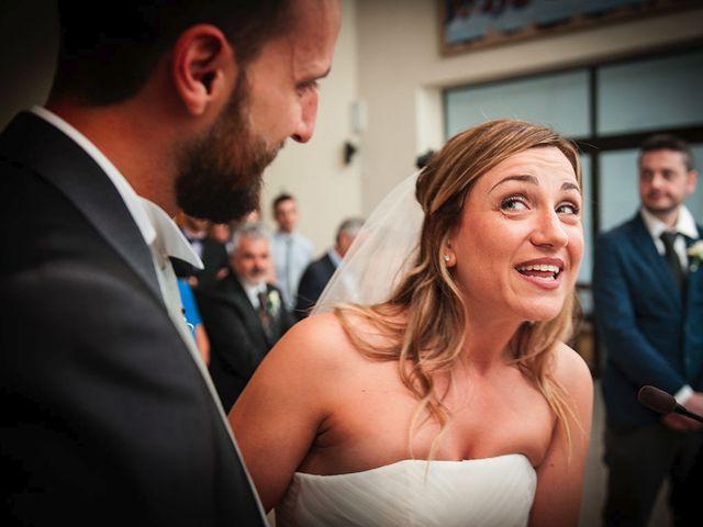 Il matrimonio di Riccardo e Ilaria a Imola, Bologna 38