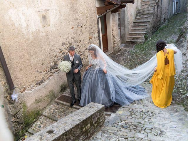Il matrimonio di Marco e Gaia a Plesio, Como 35