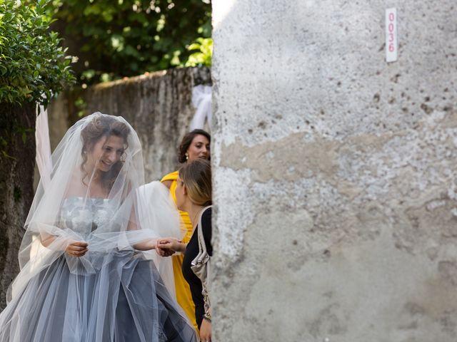 Il matrimonio di Marco e Gaia a Plesio, Como 37