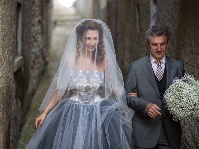 Il matrimonio di Marco e Gaia a Plesio, Como 38