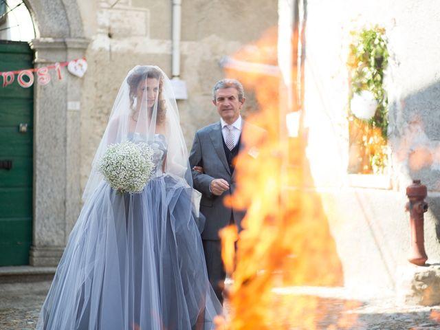 Il matrimonio di Marco e Gaia a Plesio, Como 39