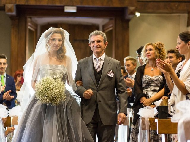Il matrimonio di Marco e Gaia a Plesio, Como 42