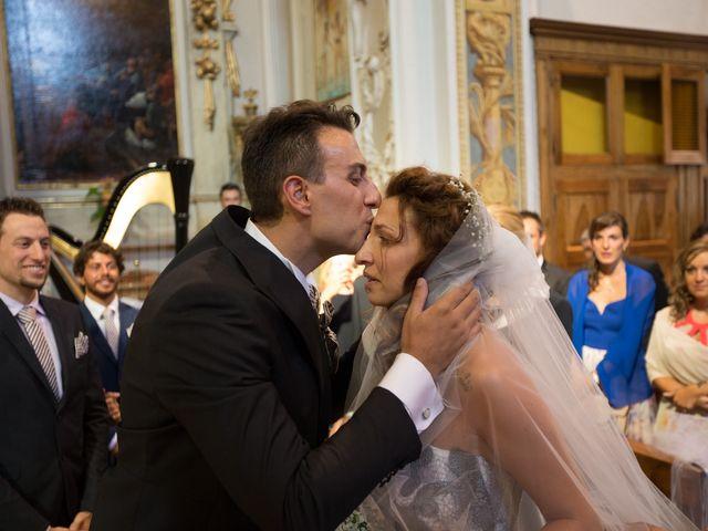 Il matrimonio di Marco e Gaia a Plesio, Como 43