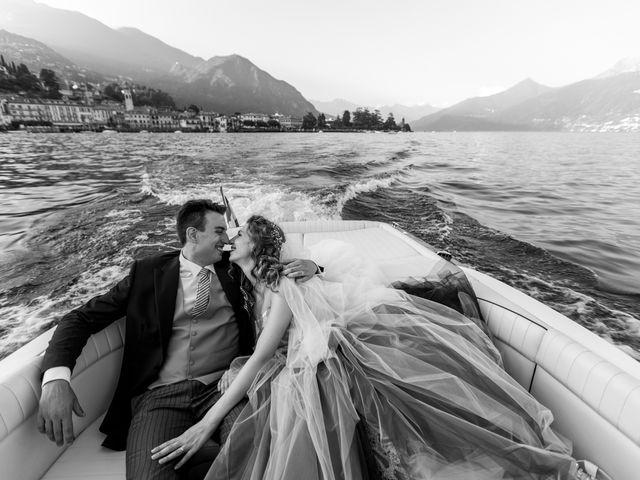Il matrimonio di Marco e Gaia a Plesio, Como 44