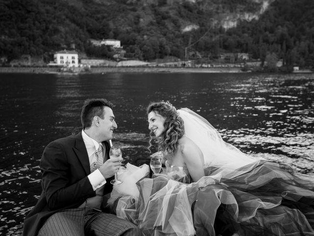 Il matrimonio di Marco e Gaia a Plesio, Como 45