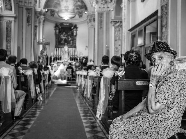 Il matrimonio di Marco e Gaia a Plesio, Como 49