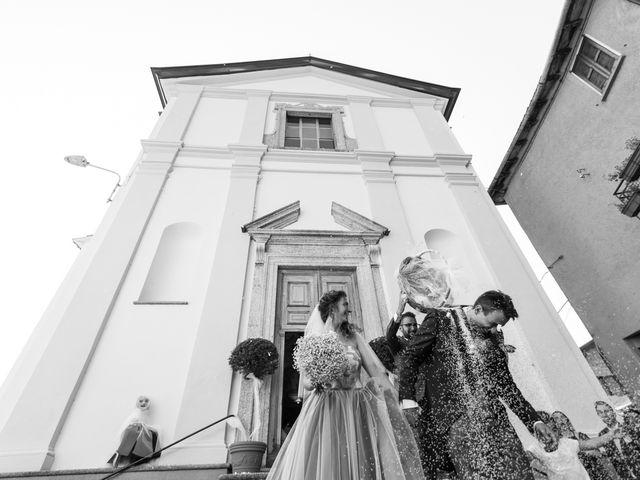 Il matrimonio di Marco e Gaia a Plesio, Como 54