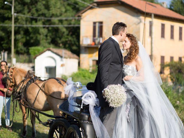 Il matrimonio di Marco e Gaia a Plesio, Como 58
