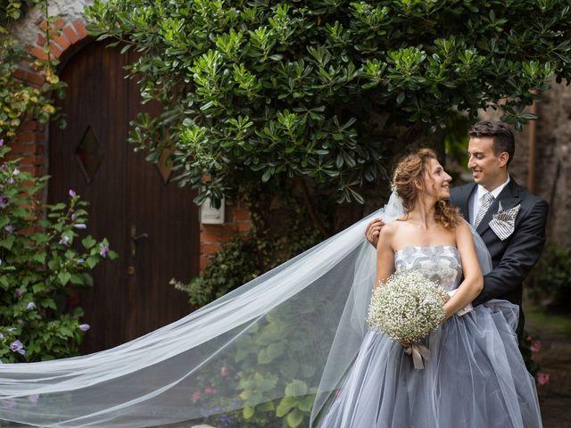 Il matrimonio di Marco e Gaia a Plesio, Como 59