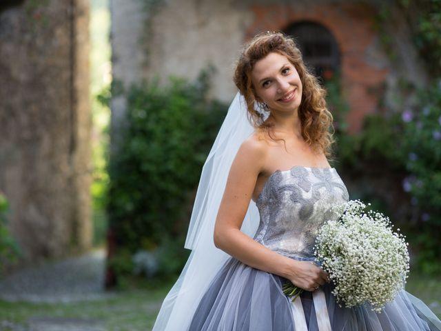 Il matrimonio di Marco e Gaia a Plesio, Como 60