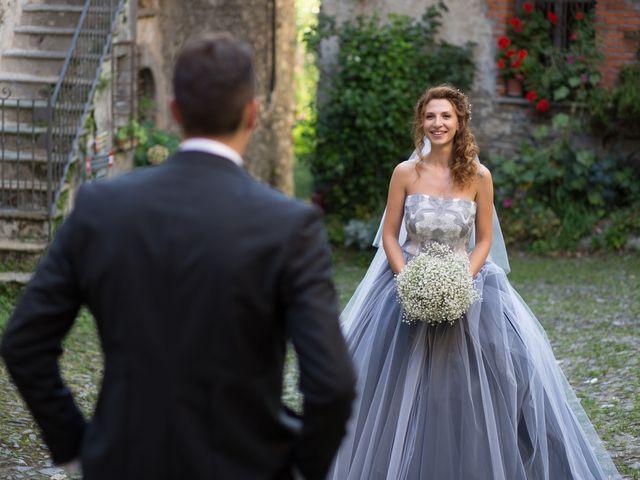 Il matrimonio di Marco e Gaia a Plesio, Como 61