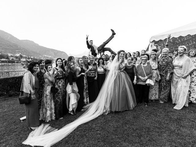 Il matrimonio di Marco e Gaia a Plesio, Como 66