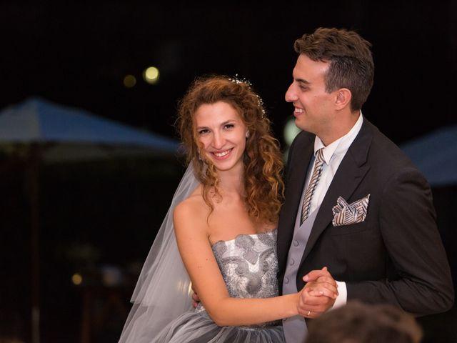 Il matrimonio di Marco e Gaia a Plesio, Como 73