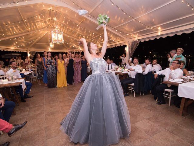 Il matrimonio di Marco e Gaia a Plesio, Como 80