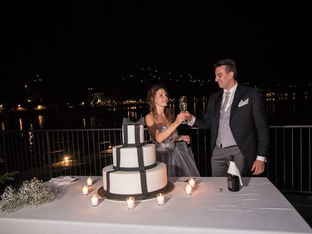 Il matrimonio di Marco e Gaia a Plesio, Como 83