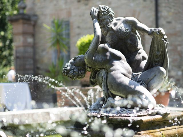 Il matrimonio di Davide e Rossella a Castell'Arquato, Piacenza 3