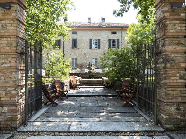 Il matrimonio di Davide e Rossella a Castell'Arquato, Piacenza 5