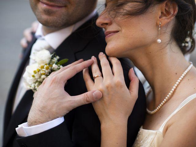 Il matrimonio di Davide e Rossella a Castell'Arquato, Piacenza 2