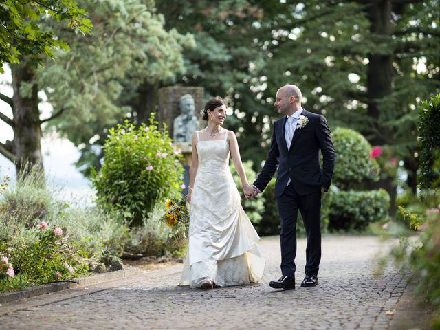 Il matrimonio di Davide e Rossella a Castell'Arquato, Piacenza 38