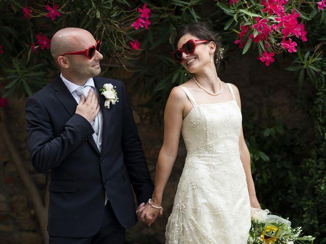 Il matrimonio di Davide e Rossella a Castell'Arquato, Piacenza 41