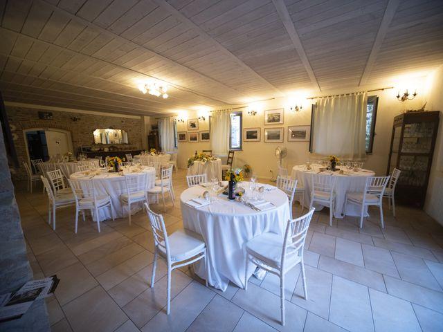 Il matrimonio di Davide e Rossella a Castell'Arquato, Piacenza 44