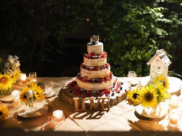 Il matrimonio di Davide e Rossella a Castell'Arquato, Piacenza 47