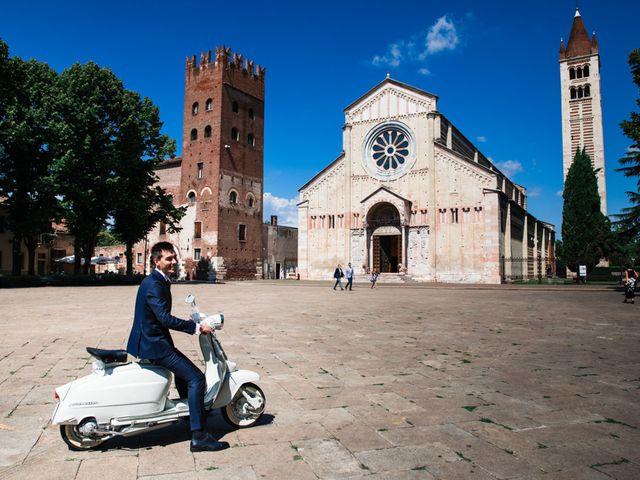 Il matrimonio di Luca e Lisa a Verona, Verona 28