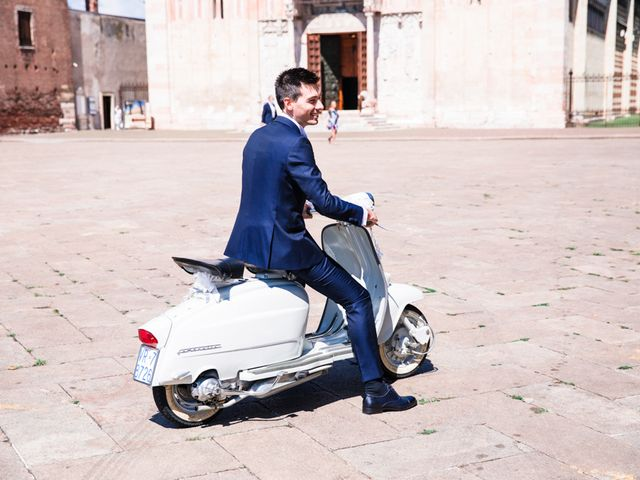 Il matrimonio di Luca e Lisa a Verona, Verona 29