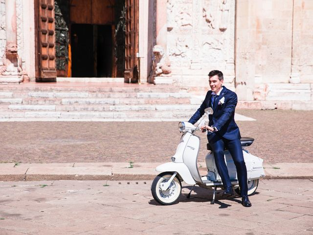 Il matrimonio di Luca e Lisa a Verona, Verona 30