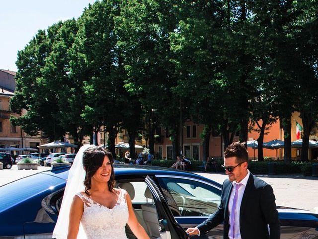 Il matrimonio di Luca e Lisa a Verona, Verona 32
