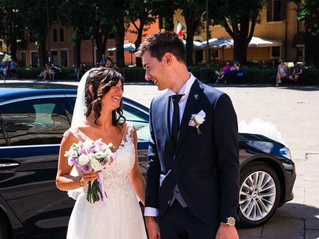 Il matrimonio di Luca e Lisa a Verona, Verona 35