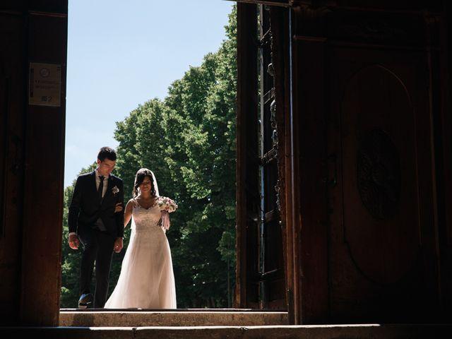 Il matrimonio di Luca e Lisa a Verona, Verona 37