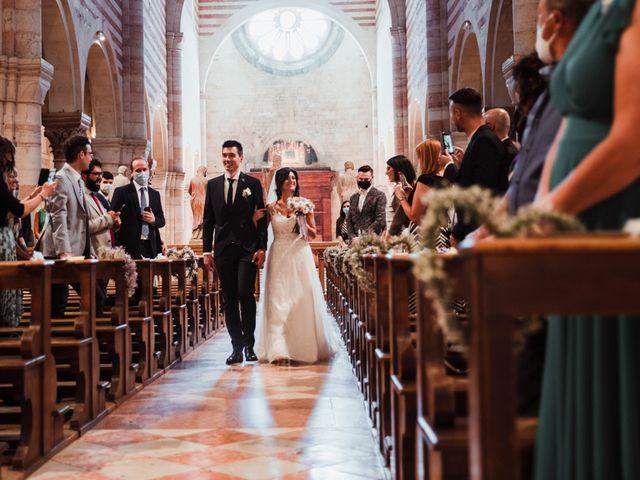 Il matrimonio di Luca e Lisa a Verona, Verona 39