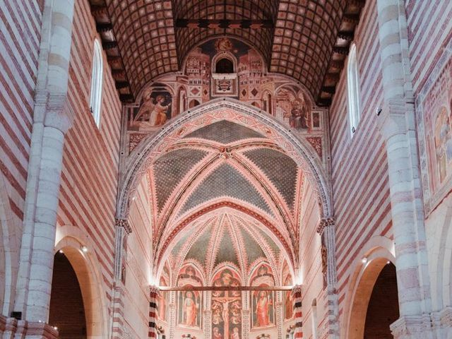 Il matrimonio di Luca e Lisa a Verona, Verona 40