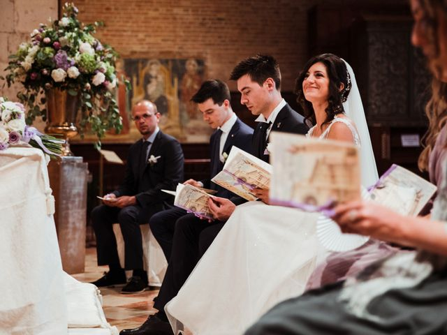Il matrimonio di Luca e Lisa a Verona, Verona 42