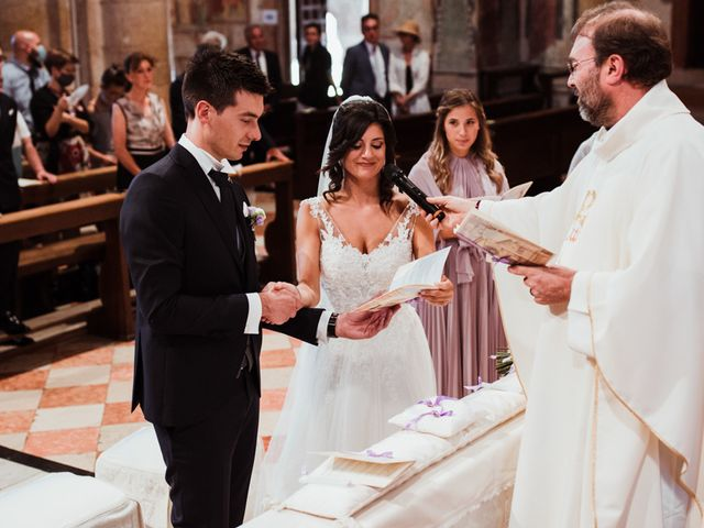Il matrimonio di Luca e Lisa a Verona, Verona 44